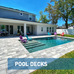 Pool Decks Gallery